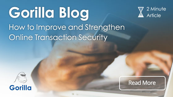 How to Improve and Strengthen Online Transaction Security
