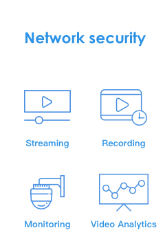Edge AI and edge computing in four network security applications.