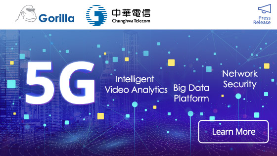 5G Launches in Taiwan with Solutions from Gorilla Technology