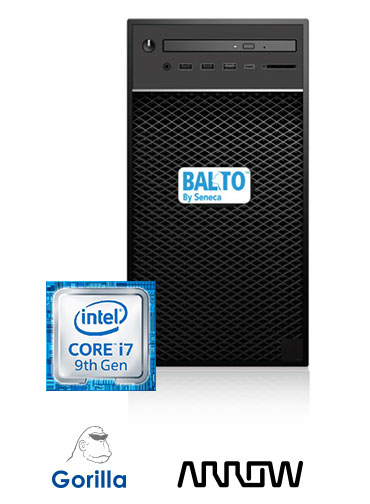 IVAR™ in Arrow's Balto C3 AI Appliance