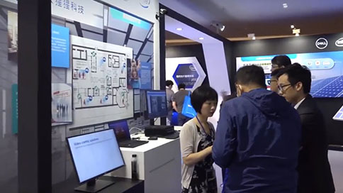 image of Gorilla Technology presents Smart Surveillance Solution at Dell Technology Forum 2017